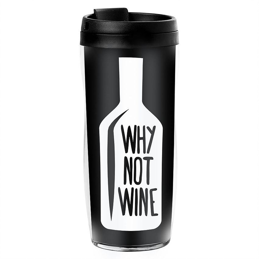 СТАКАН WHY NOT WINE