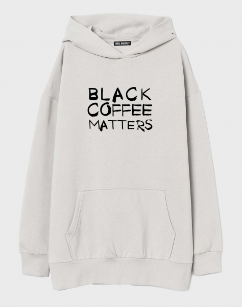 ХУДИ BLACK COFFEE MATTERS