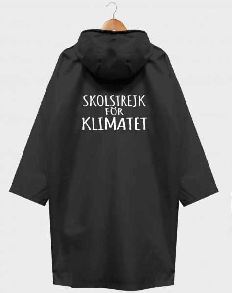 ДОЖДЕВИК SKOLSTREJK FOR KLIMATET