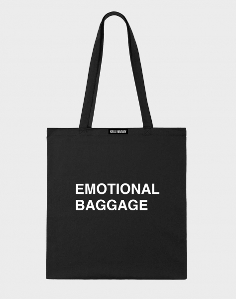 ЭКО-СУМКА EMOTIONAL BAGGAGE
